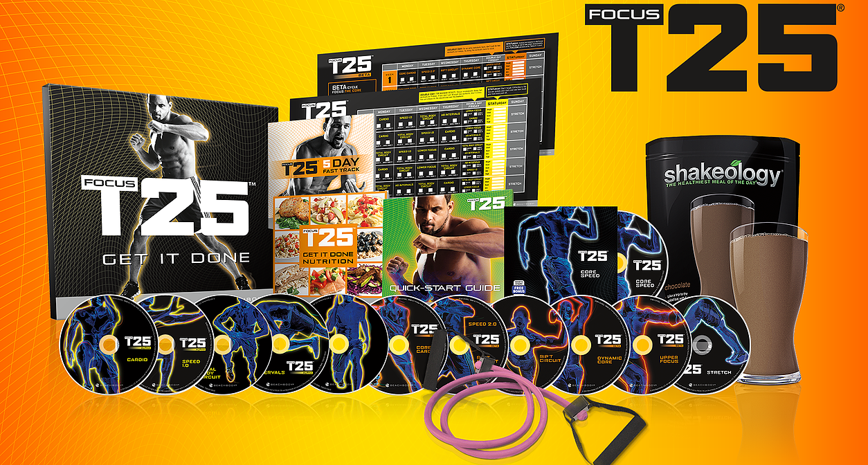 the focus t25 workout calendar | team eternal fit