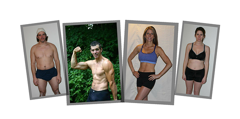 Our Transformations from using Beachbody Products