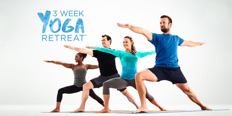 Beachbody Streaming - 3 Week Yoga Retreat