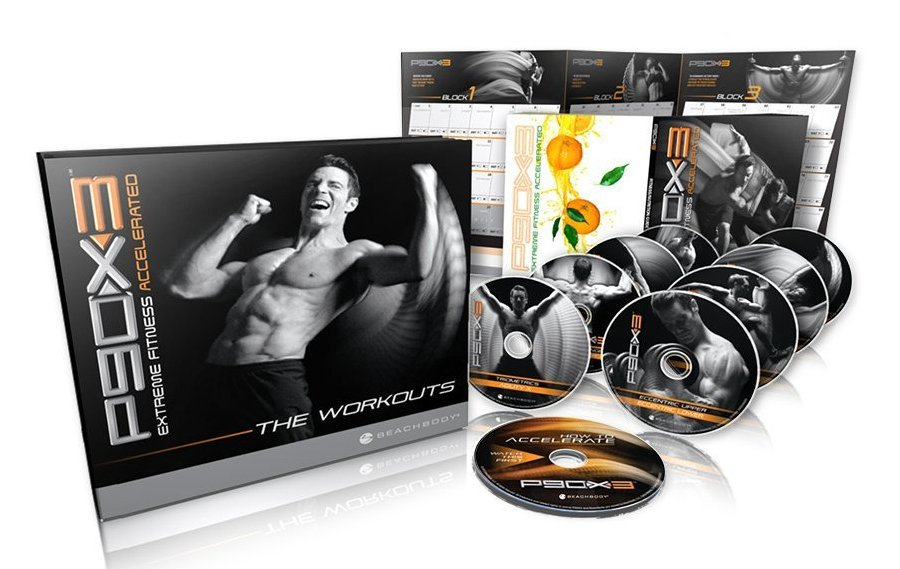 p90x3 workouts