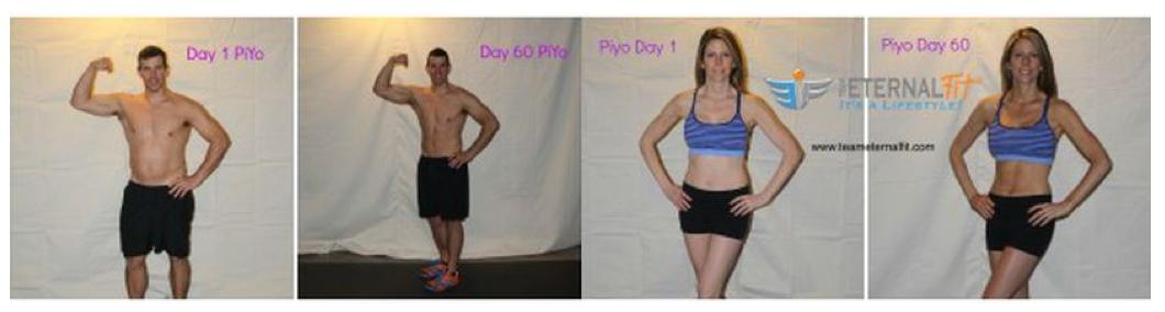 Beachbody PiYo Workout - Greg and Christine Plaskett